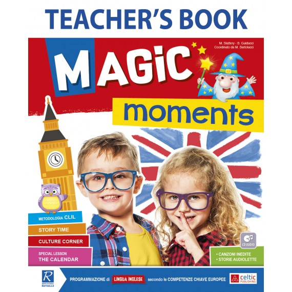 Magic Moments - Teacher's Book