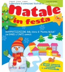 Natale in festa + CD Audio