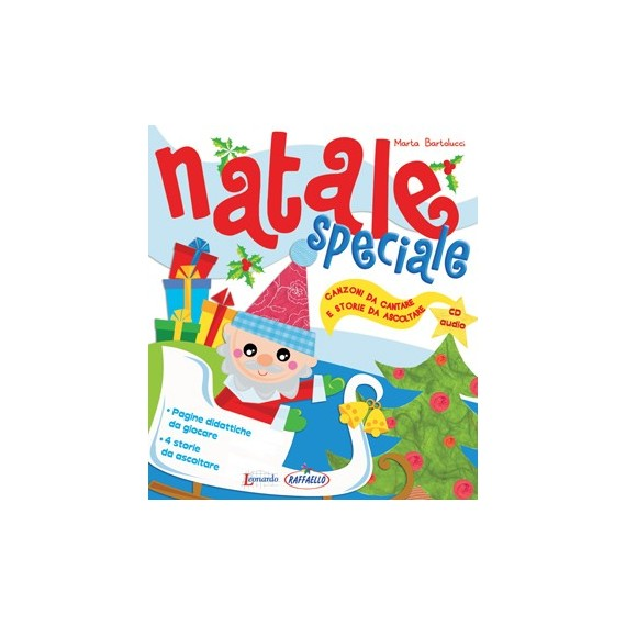 Natale speciale + CD Audio