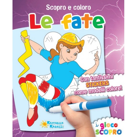 Scopro e coloro le fate