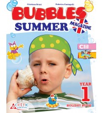 Bubbles Summer Magazine. Classe 1°