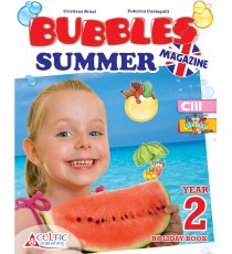 Bubbles Summer Magazine. Classe 2°