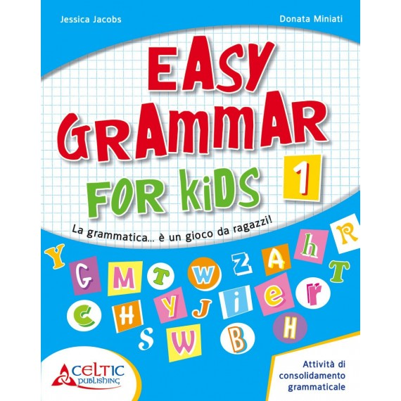 Easy Grammar for Kids. Level 1