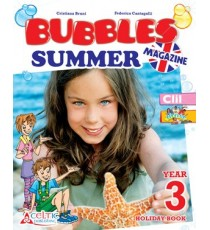 Bubbles Summer Magazine. Classe 3°