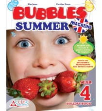 Bubbles Summer Magazine. Classe 4°