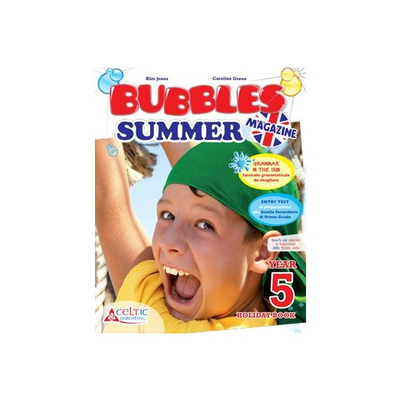 Bubbles Summer Magazine. Classe 5°