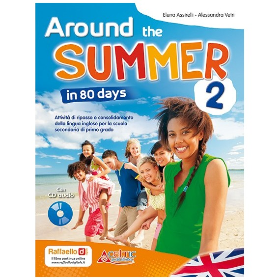 Around the summer in 80 days. Classe 2