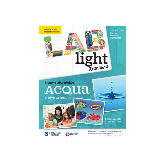 Lab Light - Progetto laboratoriale Acqua